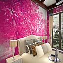 povoljno Zidne tapete-Mural Platno Zidnih obloga - Ljepila potrebna Copaci / Frunze Art Deco 3D