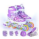 baratos Material de Protecção-Para Meninos / Para Meninas Patins em Linha Crianças Respirabilidade, Vestível, ajustável flexível ABEC-7 - Roxo, Rosa, Azul