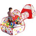 Χαμηλού Κόστους Σκηνές και τούνελ παιχνίδια-Σκηνές και τούνελ παιχνίδια Κλασσικό Θέμα Προσομοίωση / Πανέμορφος / Αλληλεπίδραση γονέα-παιδιού Γιούνισεξ Παιδικά Δώρο 3 pcs