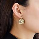 povoljno Naušnice-Viseće naušnice dame Moda Naušnice Jewelry Zlato Za Dnevno Spoj