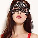 billiga Masker-Halloweenmaskar Halloween Props Halloween Accessories Flätat tyg Artistisk / Retro Ansikte Mode Ny Design Sexig Lady Utsökt Bekväm Klassisker Tema Semester Sagotema Romantik Fantasi Vuxen Tonåring