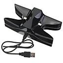 billiga PS4 Tillbehör-Laddare Till PS4 ,  Anslut och Spela / bakgrundsbelysning Laddare Metall / ABS 1 pcs enhet