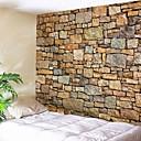 Χαμηλού Κόστους Αυτοκόλλητα Τοίχου-Αρχιτεκτονική Wall Διακόσμηση Πολυεστέρας Βίντατζ Wall Art, Ταπετσαρίες τοίχου Διακόσμηση