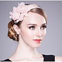 povoljno Party pokrivala za glavu-Šifon Trake za kosu s Perje / Cvjetni print 1 komad Vjenčanje / Rođendan Glava