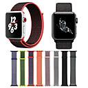 Χαμηλού Κόστους Smartwatch Bands-Παρακολουθήστε Band για Apple Watch Series 5/4/3/2/1 Apple Μοντέρνο Κούμπωμα Νάιλον Λουράκι Καρπού
