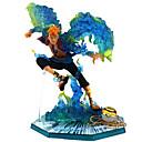billiga Action- och leksaksfigurer-Anime Actionfigurer Inspirerad av One Piece pvc 16 cm CM Modell Leksaker Dockleksak