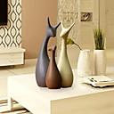 povoljno Viseća rasvjeta-Kućne dekoracije, Drvo Europska Style za Kućna dekoracija Darovi 3pcs