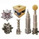 Χαμηλού Κόστους Παιχνίδια μαγνήτες-1000 pcs Παιχνίδια μαγνήτες Μαγνητικές μπάλες Παιχνίδια μαγνήτες Τουβλάκια Σούπερ δυνατοί μαγνήτες σπάνιας γαίας Μαγνήτης νεοδυμίου Μαγνητική