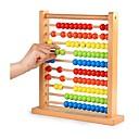 ราคาถูก ของเล่นแอพคอส-Abacuses ของเล่น ประณีต ธีมคลาสสิก ครอบครัว ทำด้วยไม้ 100 pcs เด็กผู้ชาย เด็กผู้หญิง Toy ของขวัญ