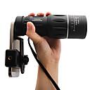 ราคาถูก กล้องส่องทางไกล กล้องดูดาว และกล้องโทรทัศน์-8 X 40 mm Monocular เคลื่อนที่ มุมมองกลางคืน ม BaK4 การล่าสัตว์ การตกปลา แคมป์ปิ้ง / การปีนเขา / เที่ยวถ้ำ ABS + PC / ใช่