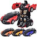 ราคาถูก รถของเล่น-1:12 รถของเล่น รถยนต์ Robot transformable เท่ห์ เหล็กผสมโลหะ 1 pcs