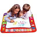 ราคาถูก เงินปลอม เงินของเล่น-Water Drawing Play Mat ตุ๊กตาของเล่น การเพ้นท์สี ง่าย ปฏิสัมพันธ์ระหว่างพ่อแม่และลูก สำหรับเด็ก Toy ของขวัญ 1 pcs