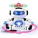 ราคาถูก หุ่นยนต์-RC Robot อินฟาเรด ABS มินิ / การร้องเพลง / การเต้นรำ ไม่