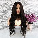 זול פיאות תחרה משיער אנושי-שיער ראמי חזית תחרה פאה תספורת שכבות בסגנון שיער ברזיאלי גלי טבעי פאה 130% צפיפות שיער עם שיער בייבי בגדי ריקוד נשים קצר בינוני ארוך פיאות תחרה משיער אנושי Luckysnow