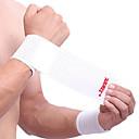 billige Treningsutstyr og tilbehør-Håndledd / ankel vekter Hånd- og håndleddstøtte Polyester Klistret Justerbar Størrelse Svettereduserende Trening & Fitness Badminton Basketball Til Sport Gate