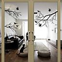 Χαμηλού Κόστους Μεμβράνη Παραθύρου & Αυτοκόλλητα-Window Film & αυτοκόλλητα Διακόσμηση Lovely / Halloween Χαρακτήρας PVC Αυτοκόλλητο παραθύρου / Υδροαπωθητικό