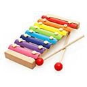 Χαμηλού Κόστους Παιχνίδια όργανα-Τυμπάνιο Όμπρε Γιούνισεξ Αγορίστικα Κοριτσίστικα Παιδιά Παιχνίδια Δώρο 1 pcs / Ξύλο
