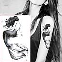 billiga folie Papper-5 pcs Tatueringsklistermärken tillfälliga tatueringar Tecknad serie Body art handled