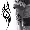 billiga tatuering klistermärken-5 pcs Tatueringsklistermärken tillfälliga tatueringar Totemserier Body art arm