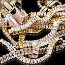 baratos Strass & Decorações-10 pcs Kit de Brocas para Nail Art Cristal arte de unha Manicure e pedicure Casamento / Festa / Dia a Dia Metálico
