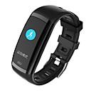 Χαμηλού Κόστους Smart Wristbands-JSBP YY-CPCD09 Γυναικεία Έξυπνο βραχιόλι Android iOS Bluetooth Αδιάβροχη Οθόνη Αφής Συσκευή Παρακολούθησης Καρδιακού Παλμού Μέτρησης Πίεσης Αίματος Θερμίδες που Κάηκαν / Χρονόμετρο / Ξυπνητήρι
