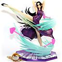 Χαμηλού Κόστους Κινούμενες φιγούρες-Anime Φιγούρες Εμπνευσμένη από One Piece Boa Hancock PVC 18 cm CM μοντέλο Παιχνίδια κούκλα παιχνιδιών / 1 Κολιέ / εικόνα / 1 Κολιέ / εικόνα