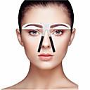billiga Modearmband-Ögonbrynsstencil professionell nivå Smink 1 pcs Rostfritt stål Ögonbryn / Ansikte Bärbar / Universell Kosmetisk Skötselprodukter