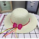 Χαμηλού Κόστους Μαγιό για κορίτσια-Νήπιο Γιούνισεξ Βασικό Καθημερινά Διακοπών Λεπτό Καπέλα Λευκό / Βυσσινί / Ανθισμένο Ροζ Ένα Μέγεθος
