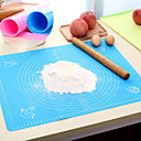 Χαμηλού Κόστους Εργαλεία ψησίματος και ζαχαροπλαστικής-1pc Γέλη σιλικόνης Πολυλειτουργία Δημιουργική Κουζίνα Gadget Για μαγειρικά σκεύη Ορθογώνιο Μαγειρικά σκεύη ψησίματος Εργαλεία ψησίματος