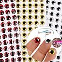 billiga Fiskerullar-Fisketillbehör 500 pcs Fiske Lätt att bära Lätt och bekvämt Lätt att använda Mjuk plast Sjöfiske Flugfiske Kastfiske / Isfiske / Spinnfiske / Jiggfiske / Färskvatten Fiske / Karpfiske