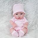 povoljno Lutkice-NPKCOLLECTION NPK DOLL Autentične bebe Djevojka lutka Za ženske bebe 12 inch Cijeli silikon tijela Silikon - novorođenče vjeran Eco-friendly Dar Hand Made Sigurno za djecu Dječjom Uniseks / Djevojčice