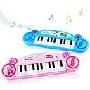 ราคาถูก บ้าน & สวน-คีย์บอร์ดอิเล็กทรอนิกส์ ดนตรี การศึกษา ทุกเพศ เด็ก Toy ของขวัญ 1 pcs