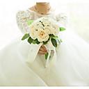 povoljno Cvijeće za vjenčanje-Cvijeće za vjenčanje Buketi Vjenčanje / Svadba Saten / Platno 11-20 cm
