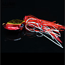 Χαμηλού Κόστους Δολώματα & Τεχνητά Δολώματα-1 pcs Jigs Atrăgătoare Pescuit Buzzbait & Momeli spinnerbait Σκληρό Δόλωμα Jig Head Βυθιζόμενο Bass Τρώκτης Λούτσος Θαλάσσιο Ψάρεμα Ψάρεμα με Μύγα Δολώματα πετονιάς Μόλυβδος Μεταλλικό / Ψάρεμα Πάγου