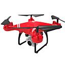 ราคาถูก โดรนควบคุมระยะไกลและ Multi-Rotors-RC Drone A806 BNF 4CH 6 แกน 2.4กรัม 5.0MP 1080P RC Quadcopter 1 คีย์สำหรับรีเทิร์น / โหมดไร้หัว / กดปุ่มกดอากาศสูง RC Quadcopter / Remote Controller / 1 สาย USB ตะกั่ว / 120 ดีกรี