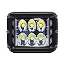 Χαμηλού Κόστους Car Exterior Lights-1 Τεμάχιο Αυτοκίνητο Λάμπες 45 W 4500 lm 15 LED εξωτερικά φώτα For Universal Γενική Motors Όλες οι χρονιές