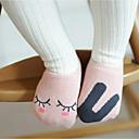 Χαμηλού Κόστους Παιδικά πέδιλα-Νήπιο Γιούνισεξ Ενεργό Καθημερινά Γεωμετρικό Στάμπα Εσώρουχα & Κάλτσες Ανθισμένο Ροζ
