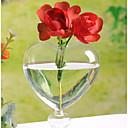 billige Setestolper og sadler-Bursdag / Hjerter Glass Borddekorasjon - Ikke-personalisert Hjemmeinnretning / Pyntegjenstander Kjæreste 1 pcs Alle årstider