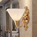 Χαμηλού Κόστους Απλίκες Τοίχου-Απίθανο Βίντατζ Λαμπτήρες τοίχου Σαλόνι / Διάδρομος Μέταλλο Wall Light 220-240 V 40 W