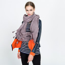 ราคาถูก กระเป๋าถือ-สำหรับผู้หญิง ลายพิมพ์ ฝ้าย / ผ้าลินิน พู่, พื้นฐาน / วันหยุด - ผ้าพันคอสี่เหลี่ยมผืนผ้า / ทุกฤดู