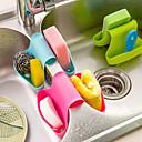 ราคาถูก อุปกรณ์ทำความสะอาดห้องครัว-ครัว อุปกรณ์ทำความสะอาด ซิลิโคน ถัง อุปกรณ์เก็บรักษา มัลติฟังก์ชั่น Gadget ครัวสร้างสรรค์ 1pc