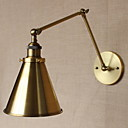Χαμηλού Κόστους Δώρα γάμου-Νεό Σχέδιο Μοντέρνο / Σύγχρονο Λαμπτήρες τοίχου Σαλόνι / Υπνοδωμάτιο Μέταλλο Wall Light 220-240 V 40 W