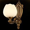 billige Vegglamper-Anti-refleksjon Antikk Vegglamper Stue / Entré Metall Vegglampe 220-240V 40 W / E27