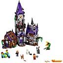 ราคาถูก บล็อกอาคาร-Building Blocks ของเล่นชุดก่อสร้าง ของเล่นการศึกษา 860 pcs คฤหาสน์ Mystery Scooby Doo ที่เข้ากันได้ Legoing ประณีต ทั้งหมด เด็กผู้ชาย เด็กผู้หญิง Toy ของขวัญ