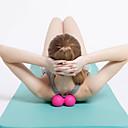 billige Abstrakte malerier-Dobbel massasjepute TPE Massasje Yoga & Danse Sko Trening & Fitness Treningsøkt Til