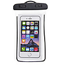 billiga Tvättställsblandare-Mobilväska Mobiltelefon väska för iPhone X iPhone XS Regnsäker Anti-halk Vattentät dragkedja 6.5 tum pvc 5 m
