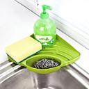 ราคาถูก ที่จัดเก็บของในครัว-1pc ราว & ที่จับ Plastics Gadget ครัวสร้างสรรค์