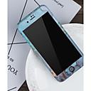 ราคาถูก เสื้อผ้าสำหรับสุนัข-Case สำหรับ Apple iPhone X / iPhone 8 Plus / iPhone 8 Pattern ตัวกระเป๋าเต็ม Marble Hard พีซี