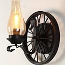 ราคาถูก ไฟติดผนังภายนอก-โคมไฟติดผนัง ห้องนั่งเล่น / ห้องนอน โลหะ โคมไฟติดผนัง 220-240โวลต์ 40 W