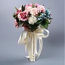 povoljno Cvijeće za vjenčanje-Cvijeće za vjenčanje Buketi Vjenčanje Silk Like Satin / / 11-20 cm